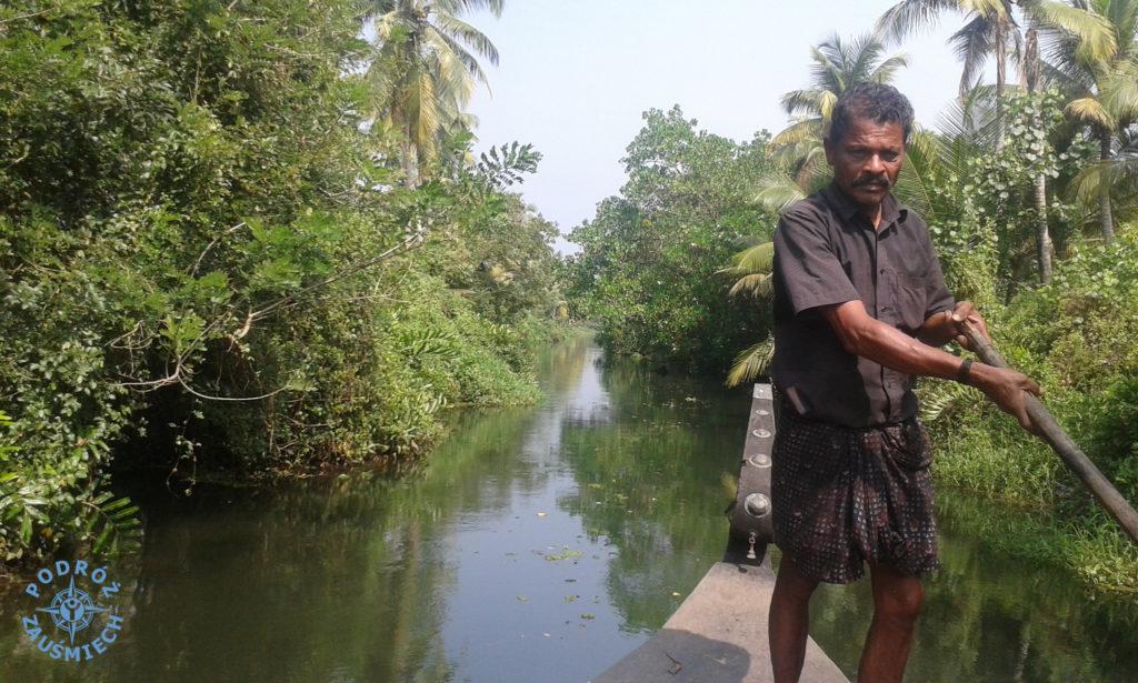 Człowiek południowej części Indii