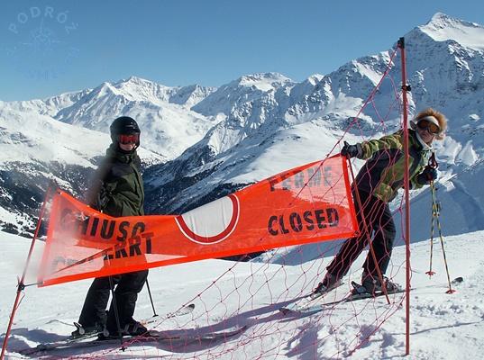 Przykazania początkującego narciarza