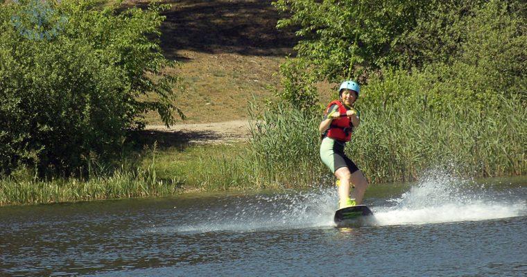Wakeboarding – zdjęcia