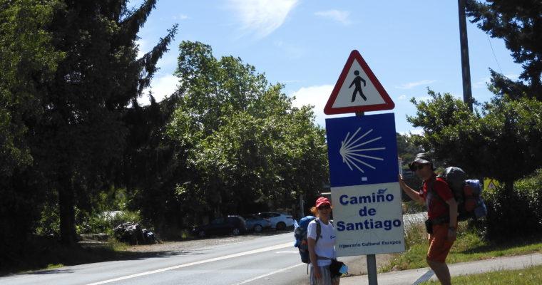 Camino de Santiago COVID. Pielgrzymka do grobu Św. Jakuba w czasie pandemii.