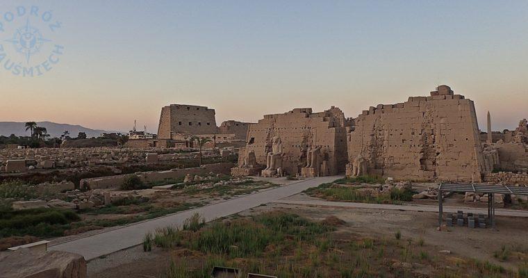 Egipt – Nilem do zabytków faraonów