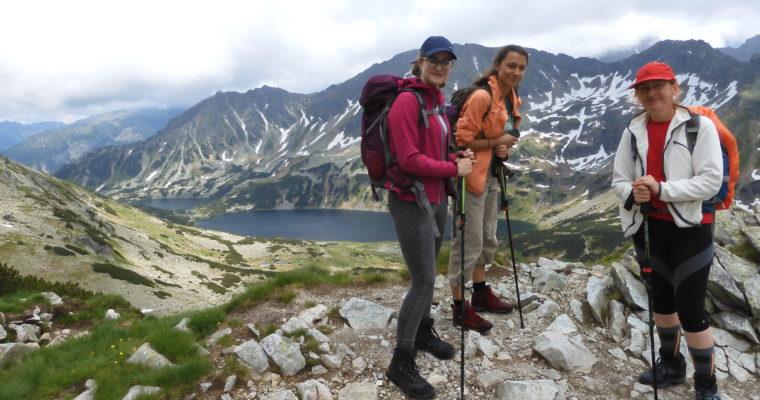 Czy Orla Perć to najtrudniejszy szlak w Tatrach?
